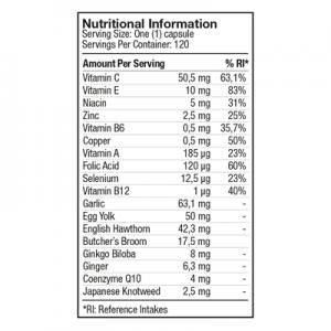 BCV-NUTRITIONAL-INFORM-4life